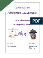 Be an Alert Consumer