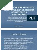 Algunos Temas Relativos a La Prueba Mexico 2011
