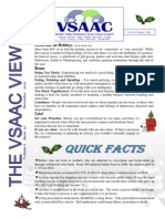 VSAAC December 2011 Newsletter