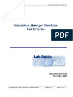 Navisphere Manager Simulator Lab Guide r3.26