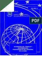 PRO-DRh 19 Accidentes Trabajo y Enf. Prof
