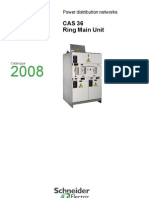 RMU Catalog Ring Main Unit Cas36