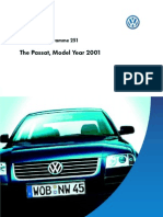 VW Passat B5.5 Self Study Guide SP251