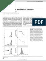 Otto Et Al. 2007 Nature Allometric Degree Distrib Facilitate Stability in Fw