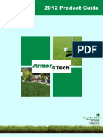 UTA ArmorTech Product Guide 2012