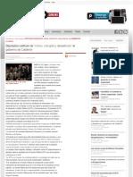 """22-02-12 Diputados califican de """"cínico, corrupto y desastroso"""" al gobierno de Calderón"""