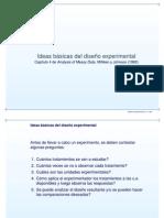 Como diseñar un experimento