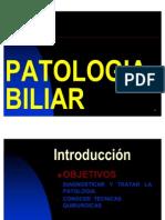 17. Patologia biliar