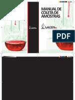 Lacen Manual Coletas Amostra 2011