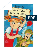 Blyton Enid Amelia Jane 4 Good Idea Amelia Jane 1953-1957