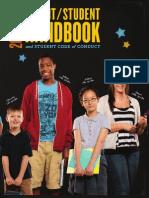 2011-2012 Parent Student Handbook