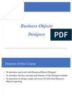 BO - Designer