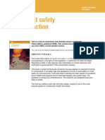 Hse.health and Safety in Construction