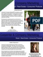 Carpenter Company Marketing