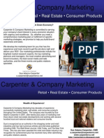 Carpenter Company Marketing