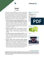JPM - Canadian Oils Sands Primer