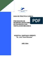 GUIACLINICAIIHDEPREVENCIONNEUMONIANOSOCOMIALASOCIADAAVENT_MEC