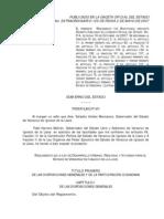 to Ley de Desarrollo Urbano 2007