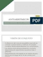 7-ANTIARRITMICOS