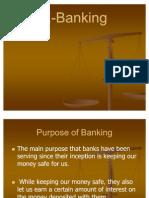 E Banking Final
