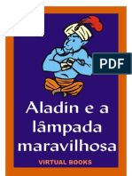 ALADIM E A LÂMPADA MARAVILHOSA - Editora Virtual Books