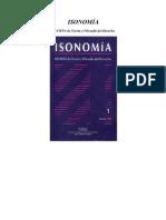 isonomia 1, 1994