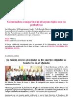 Boletín 21 febrero de 2012
