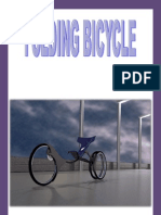 Folding Bicycle 1