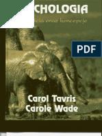 Tavris, Wade-Psychologia podejścia i koncepcje