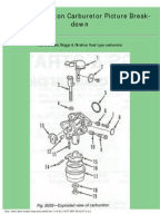 ignition wiring basic wiring diagram briggs stratton briggs stratton carburetor picture break down