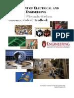 ECE Graduate Student Handbook