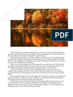 Fall Field Guide