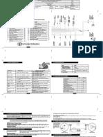 Manual Alarme Positron FX-990