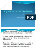 Liquidos y Electrolitos Arias