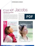'Eyes in' Magazine interviews author Esther Jacobs