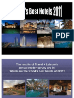 World's Best Hotels 2011