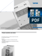 Frequency Inverters 8200 9300-Vector Catalog Lenze En