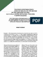 El Valor Teologico-epistemologico.pdf Leido
