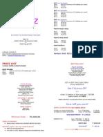 franzperfume distributor's price