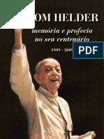 Centenário de Dom Helder Câmara