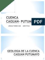 CUENCA CAGUAN- PUTUMAYO