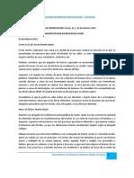 Pre informe observadores DD.HH. Aysén