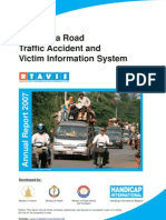 2007 Cambodia Road Traffic Accident and Victim Information System (RTAVIS)