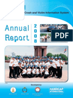 2008 Cambodia Road Crash and Victim Information System (RCVIS)