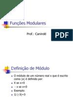 funções modulares 2