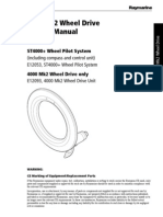 Raymarine 4000 ST Repair Manual