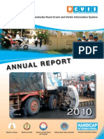 2010 Cambodia Road Crash and Victim Information System (RCVIS)