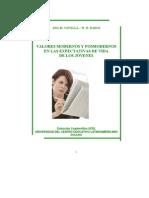 TAVELLA, A.- DAROS, W. Valores Modernos y Posmodernos en La Expectativa de Vida de Los Jovenes
