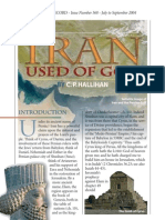 Iran Used of God