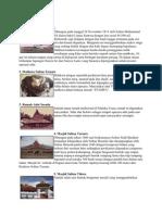 Tempat Wisata Maluku Utara
